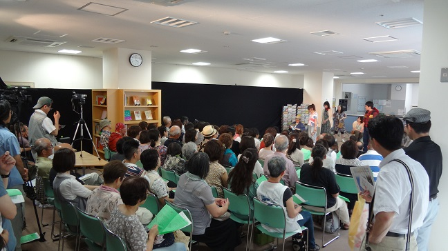 7月7日化け猫一座公演04