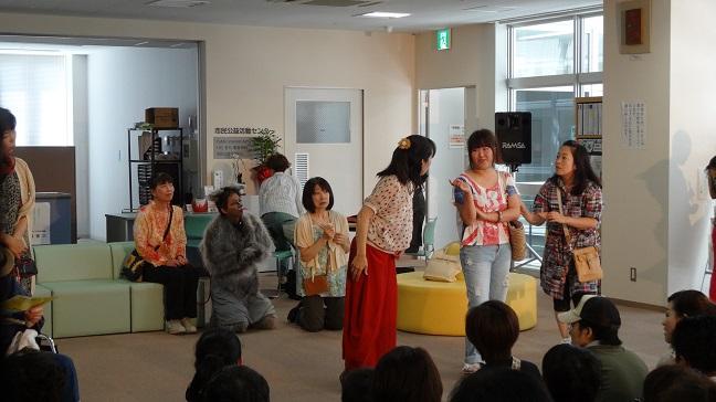7月7日化け猫一座公演02