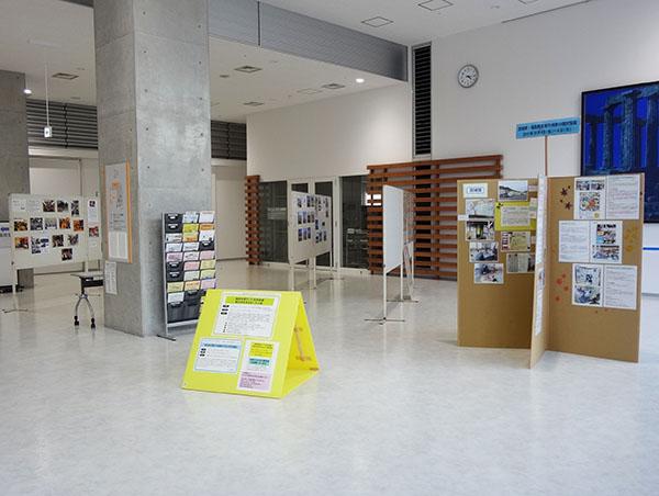復興支援すいた市民会議 被災地を考えるパネル展